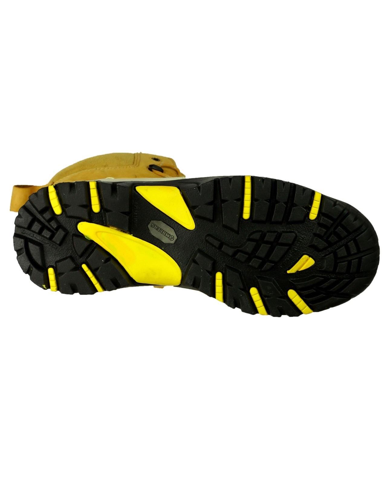 Amblers-Safety-Herren-FS998-Leder-Sicherheitsschuhe-Wasserdicht-Stiefel-Boots
